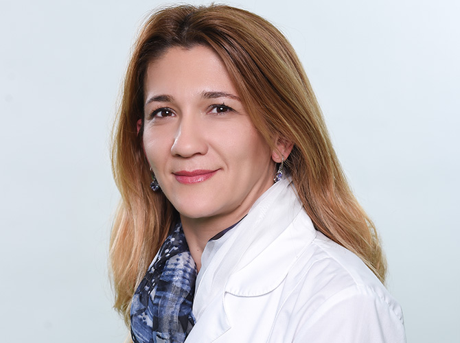 д-р Кристинка Пајаковска
