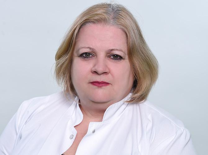 д-р Данче Коларовска