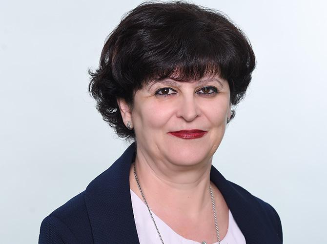 д-р Гордана Трпчевска